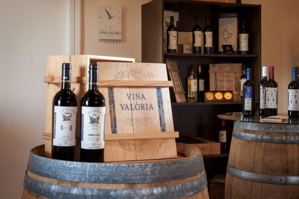 Rioja Reserva Valoria