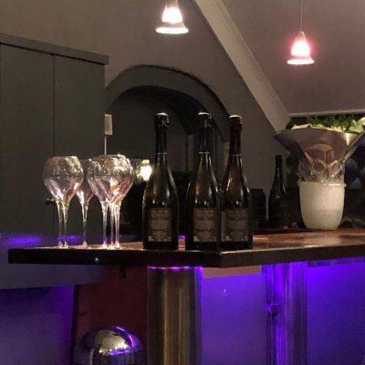 bar cibo del vino